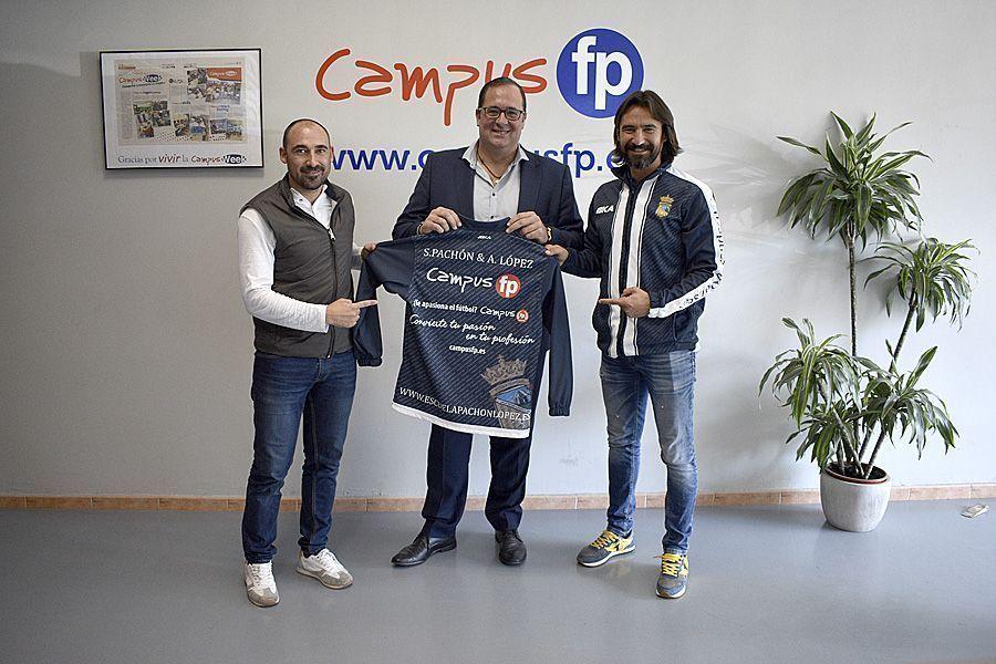Escuela de Fútbol Sergio Pachón y Antonio Lópe