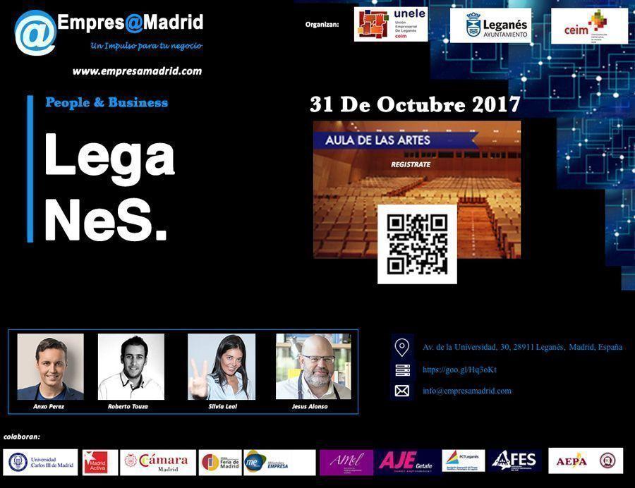 Congreso People&Business Leganés