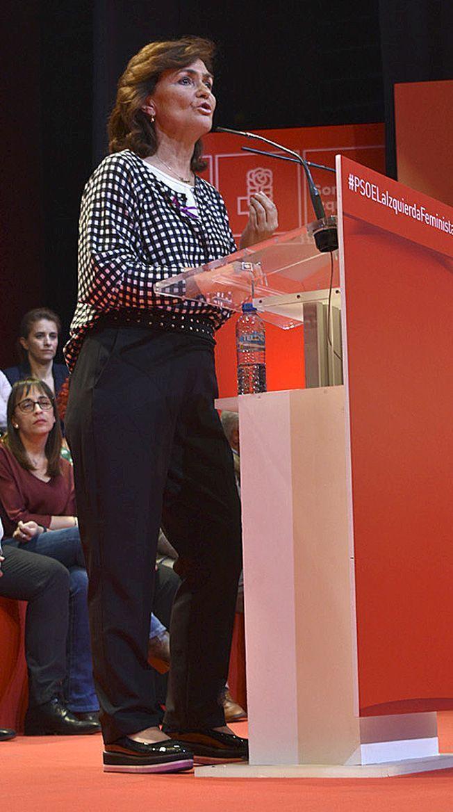 Carmen Calvo_PSOE Nacional