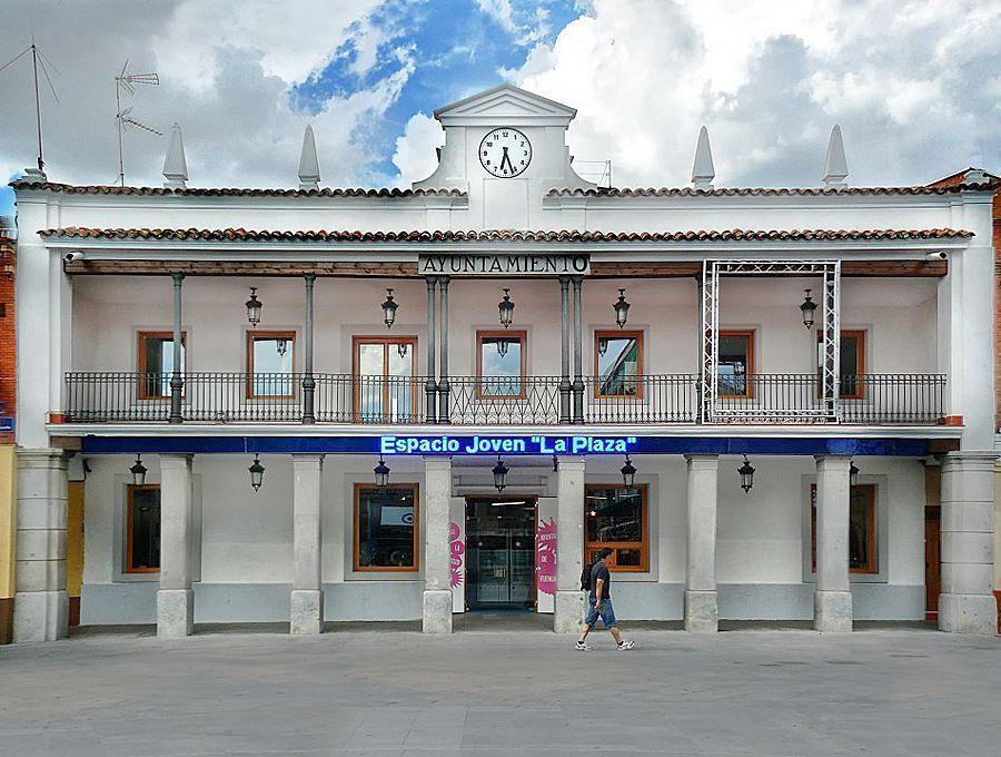 spacio Joven La Plaza Fuenlabrada