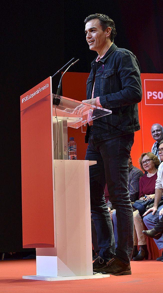 Pedro Sánchez_PSOE Nacional
