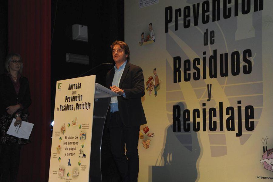 Prevención de Residuos y Reciclaje