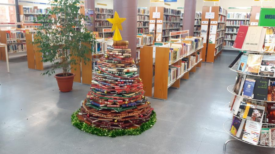 Biblioteca José del Hierro Alcorcón