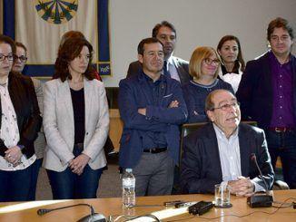 Manuel Robles Dimisión Portada