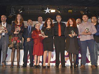 Galardonados Premios Empresariales AEPA 2017