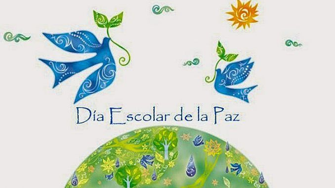 Campaña de Sensibilización Día Escolar de la Paz