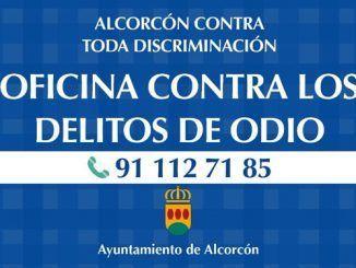DELITOS ODIO ALCORCON