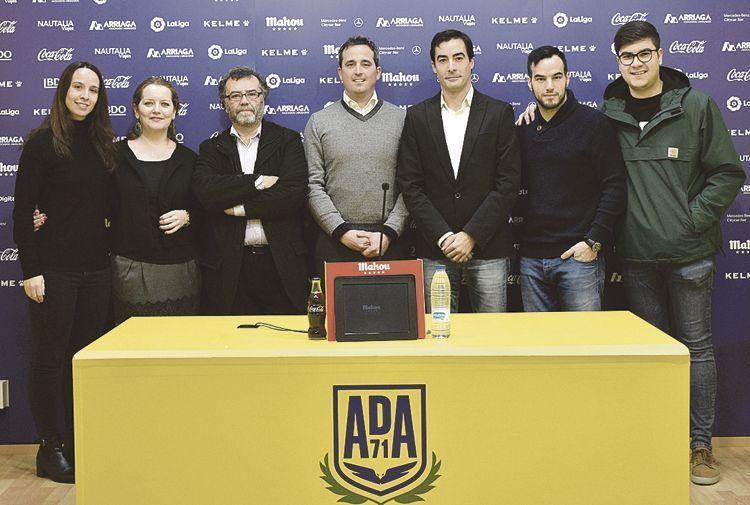 Firma Vivir Ediciones AD Alcorcón