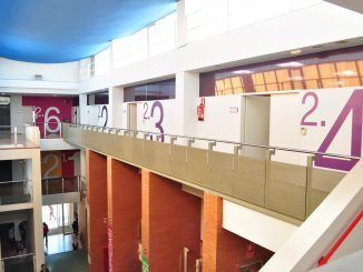 Instalaciones del IMEPE, Alcorcón