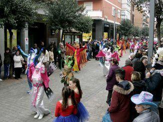Carnaval La Fortuna