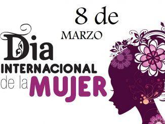 Marcha por la Igualdad Día Internacional de la Mujer