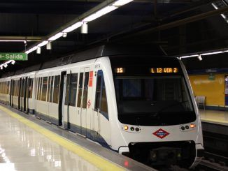 Trenes Metro madrid