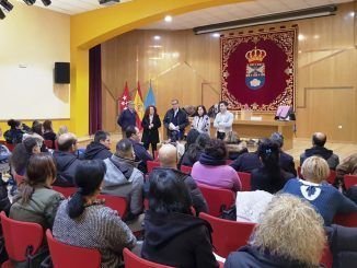 Incorporación nuevos trabajadores ayuntamiento de Leganés