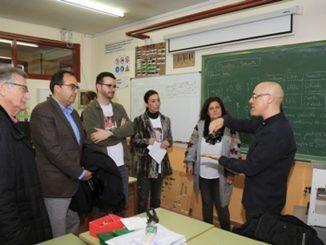 Visita instituto Leganés