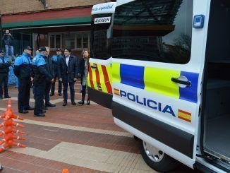 Policía Municipal de Alcorcón - Vehículo