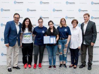 Campeonas de España Floorball