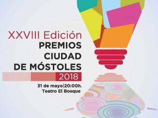 XXVIII edición Premios Ciudad de Móstoles