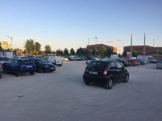 aparcamiento público