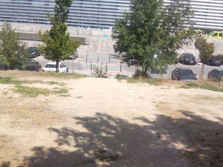 accesos peatonales