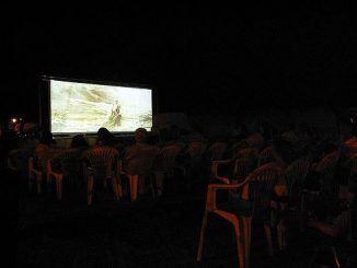 cine de verano actividades
