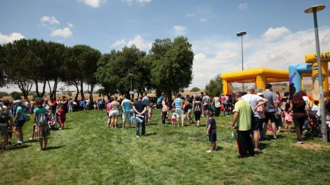 Gran Fiesta Familiar del Agua para cerrar las fiestas de La Pollina