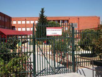 Colegio público de Fuenlabrada.