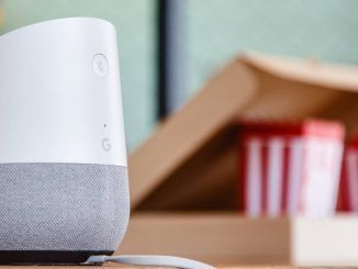 Google Home, el altavoz inteligente de Google