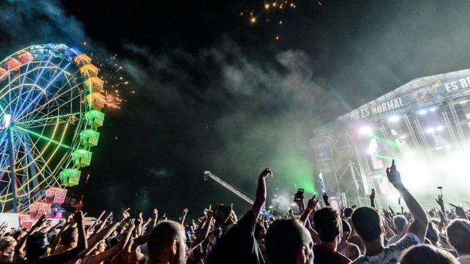 Festival Amanecer Bailando