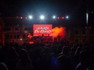 La Plaza en Verano