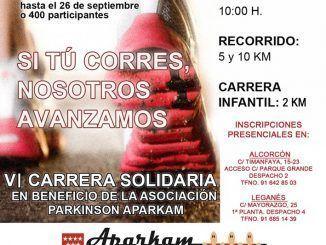 VI Carrera Solidaria Run For Parkinson's