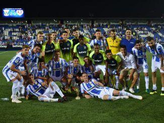 El CD Leganés se lleva el Pepino D'Or en el XXXIX Trofeo Villa de Leganés
