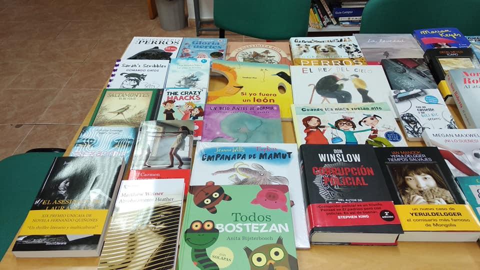 El Ayuntamiento De Fuenlabrada Enviará Libros A La Biblioteca Municipal De Cebolla Toledo Afectada Por La Riada Vivir Ediciones