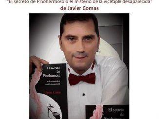 Javier Comas - Presentación libro
