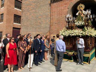 Nuestra Señora de los Remedios - Procesión