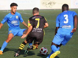 CF Fuenlabrada vs Rápido de Bouzas. Foto: CF Fuenlabrada