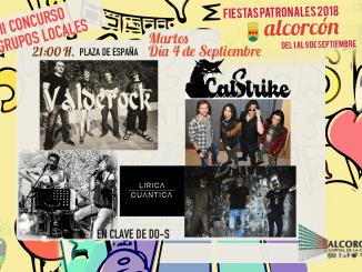 Grupos locales - Alcorcón
