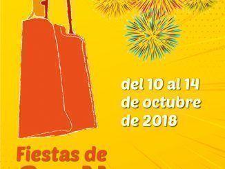 Fiestas San Nicasio 2018 - Cartel