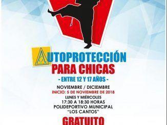 Clases de defensa personal femenina (Autoprotección) - Alcorcón