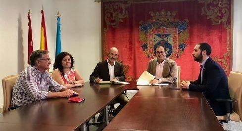 Cruz Roja Leganés - Convenio para la atención integral a personas sin hogar