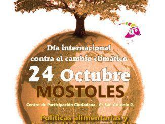 Día Internacional de la Prevención y la Lucha Contra el Cambio Climático
