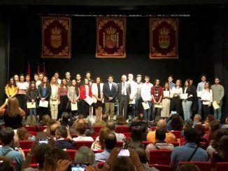 Mejores expedientes académicos - Alcorcón