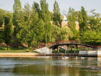 Fondos europeos FEDER - Municipios madrileños