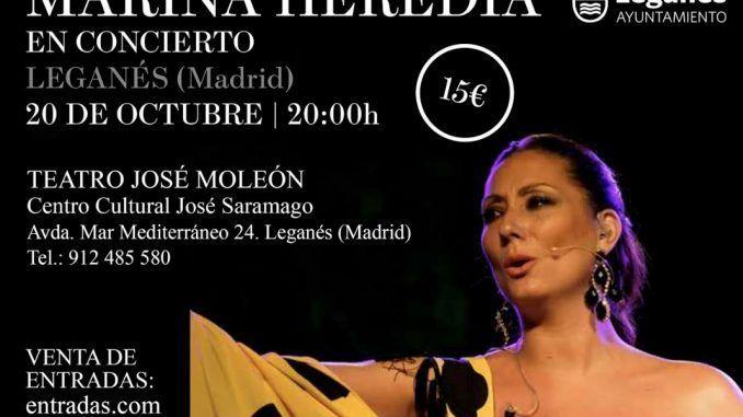 Marina Heredia - Teatro José Monleón