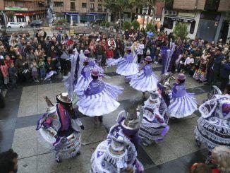 Leganés, ciudad inclusiva - Pasacalles y actividades tarde