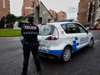 Policía Local - Fuenlabrada Campaña consumo de alcohol
