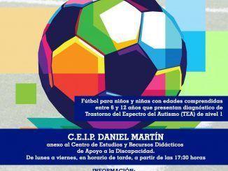 Proyecto deportivo para alumnos con TEA - Alcorcón y URJC