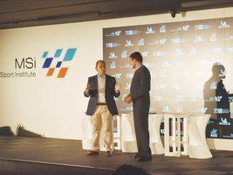 Teo Martín - Presentación de Motor & Sport Institute