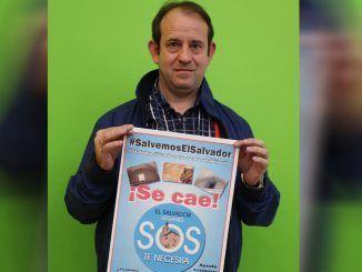 CD Leganés apoya a la Plataforma Salvemos el Salvador