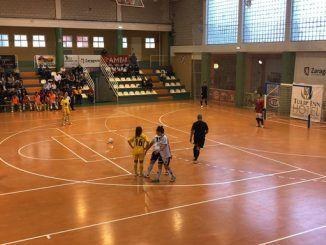 AD Alcorcón FSF vs Sala Zaragoza