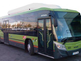 Servicio de los autobuses urbanos - Getafe